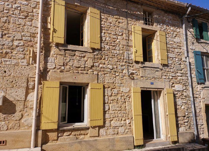 Maison à vendre 90m2 à Fournès