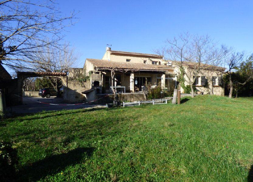 Maison à vendre 145m2 à Entraigues-sur-la-Sorgue