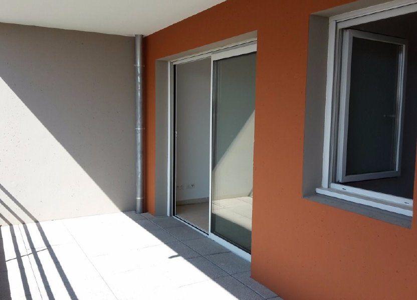 Appartement à vendre 50.24m2 à Le Pontet