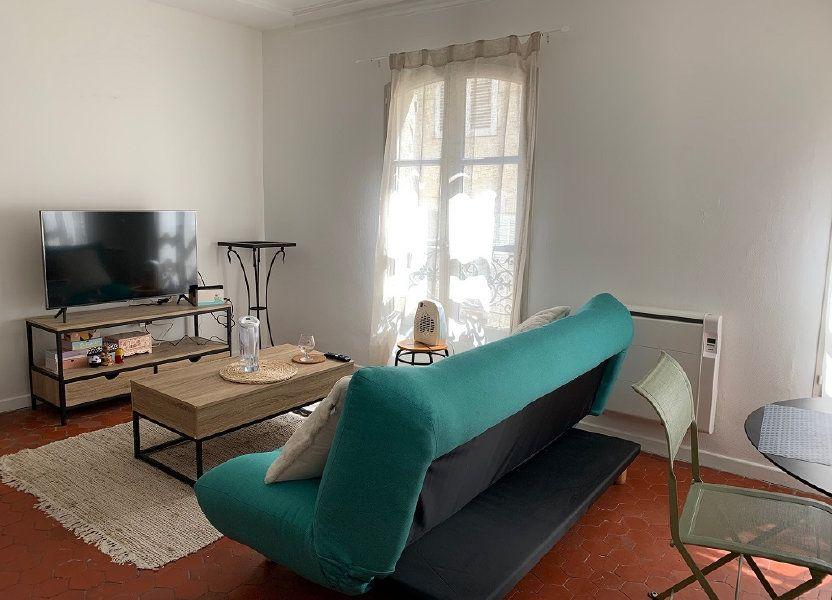Appartement à louer 39m2 à Avignon