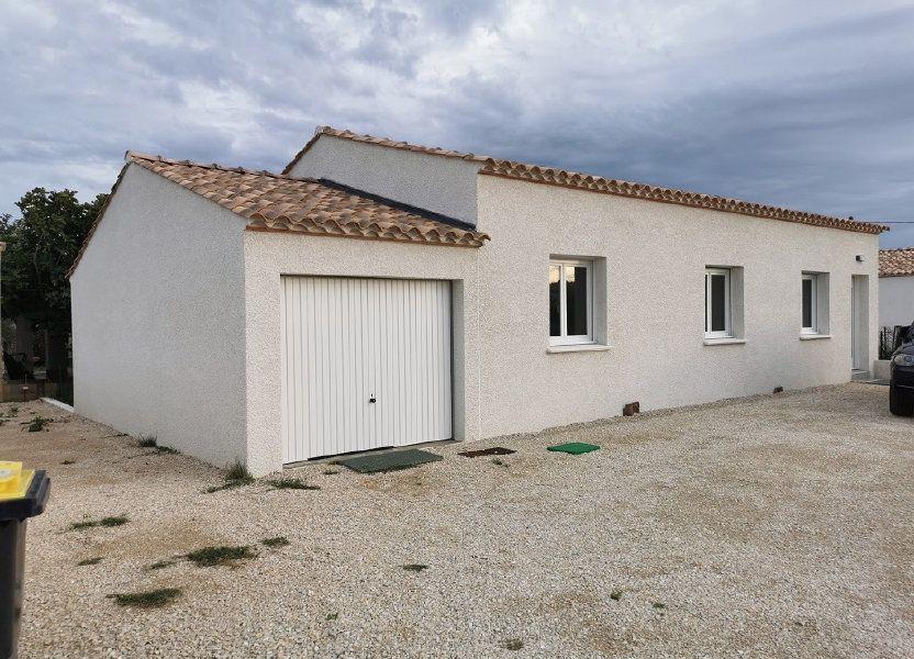 Maison à louer 93.72m2 à Rochefort-du-Gard