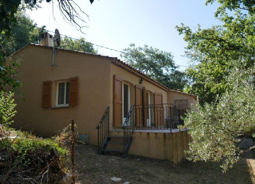 Maison à vendre 78m2 à Bauduen