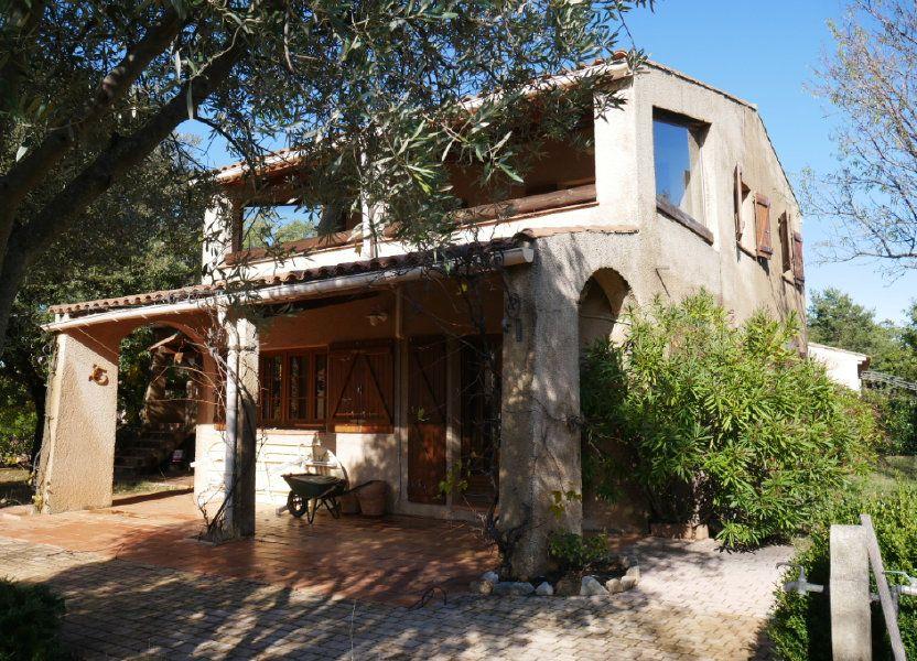 Maison à vendre 140m2 à Les Salles-sur-Verdon