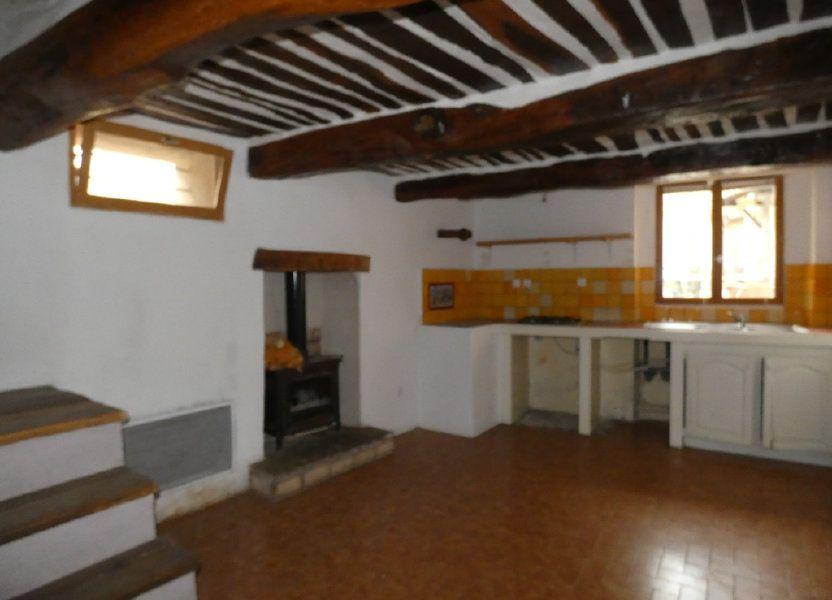 Maison à vendre 90m2 à Baudinard-sur-Verdon