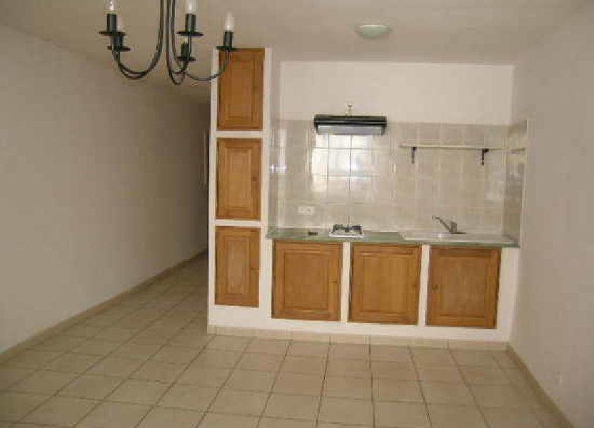 Appartement à louer 37m2 à Aups