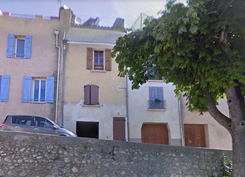 Maison à vendre 58m2 à Saint-Jurs