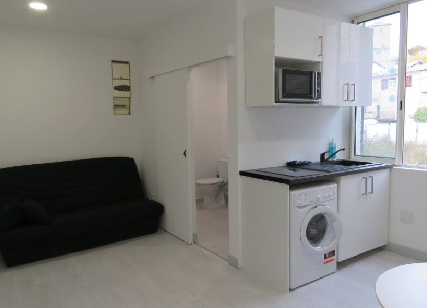 Appartement à louer 20.18m2 à Riez
