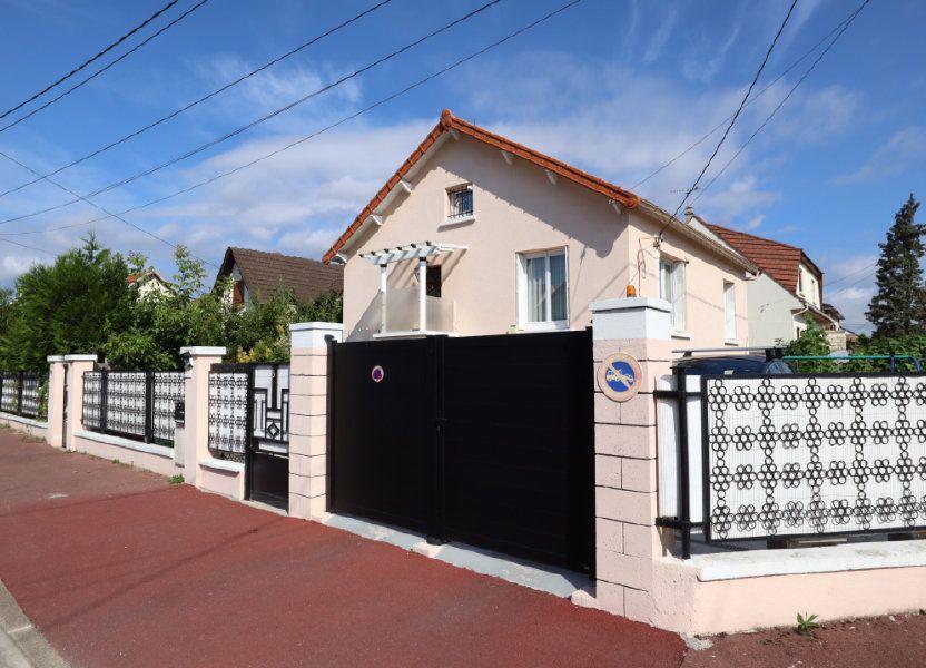 Maison à vendre 91.12m2 à Tremblay-en-France