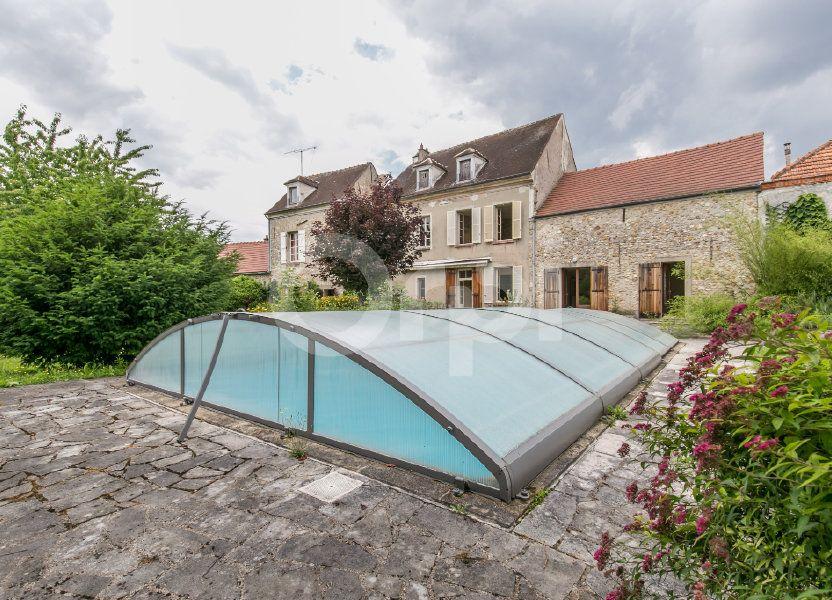 Maison à vendre 254m2 à Croissy-Beaubourg