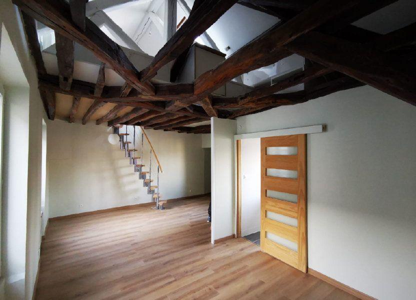 Appartement à louer 38.6m2 à Lagny-sur-Marne