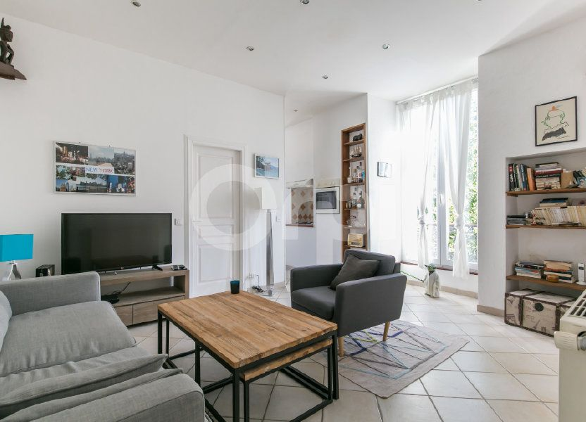 Appartement à vendre 46.76m2 à Lagny-sur-Marne
