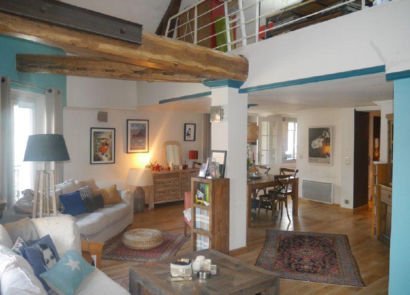 Appartement à vendre 120.5m2 à Lagny-sur-Marne