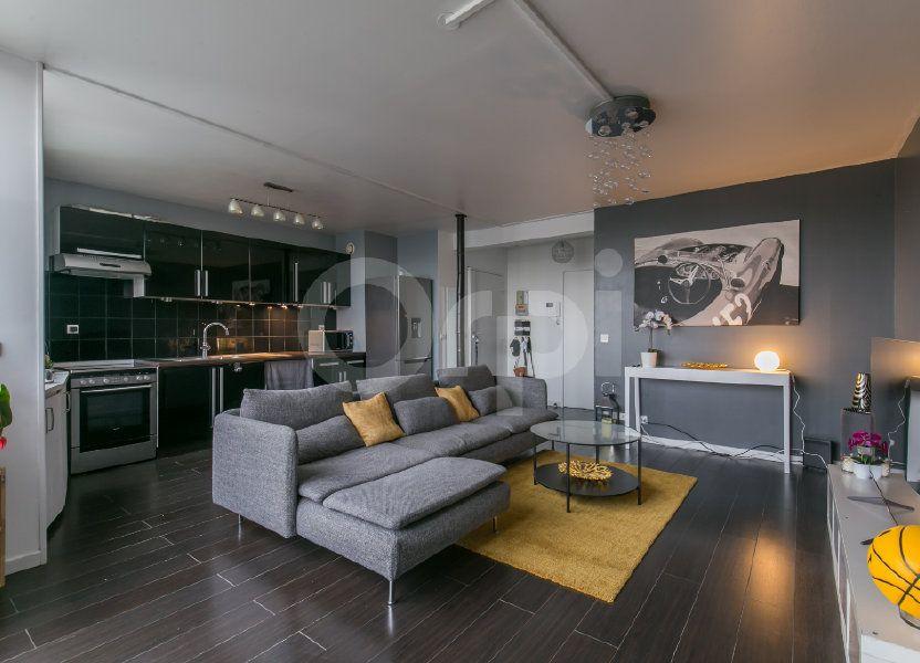 Appartement à vendre 63m2 à Torcy