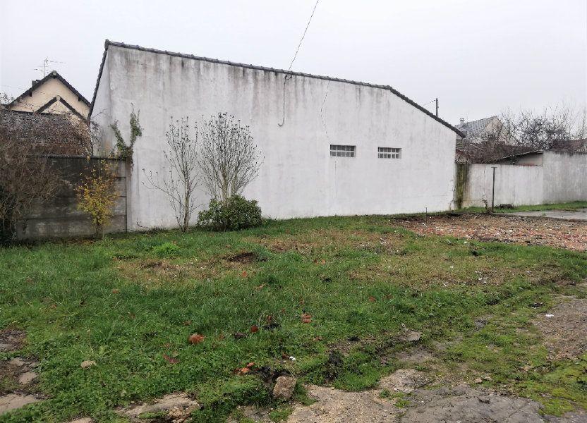 Terrain à vendre 176m2 à Lagny-sur-Marne