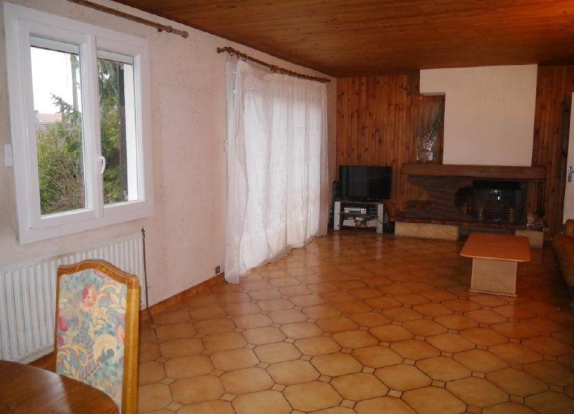 Maison à vendre 138m2 à Thorigny-sur-Marne