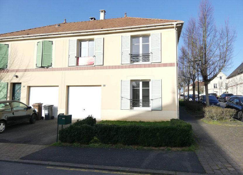 Maison à louer 105.59m2 à Magny-le-Hongre
