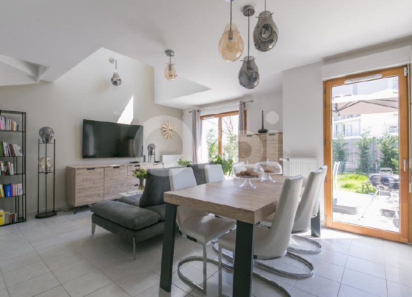 Maison à vendre 71.3m2 à Bussy-Saint-Georges