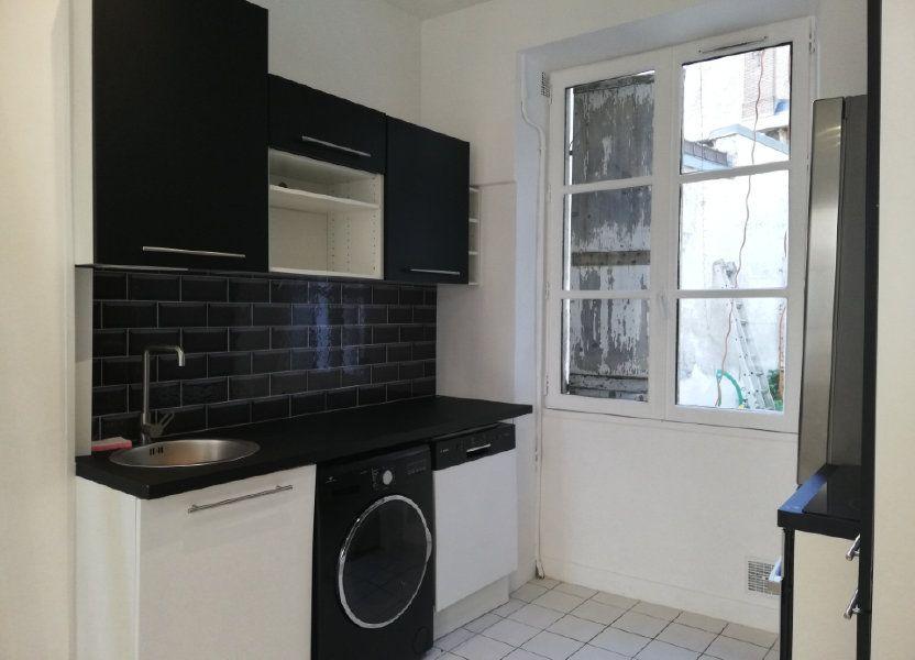 Appartement à louer 28.6m2 à Lagny-sur-Marne