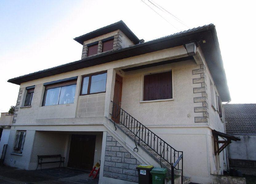 Immeuble à vendre 290m2 à Ozoir-la-Ferrière