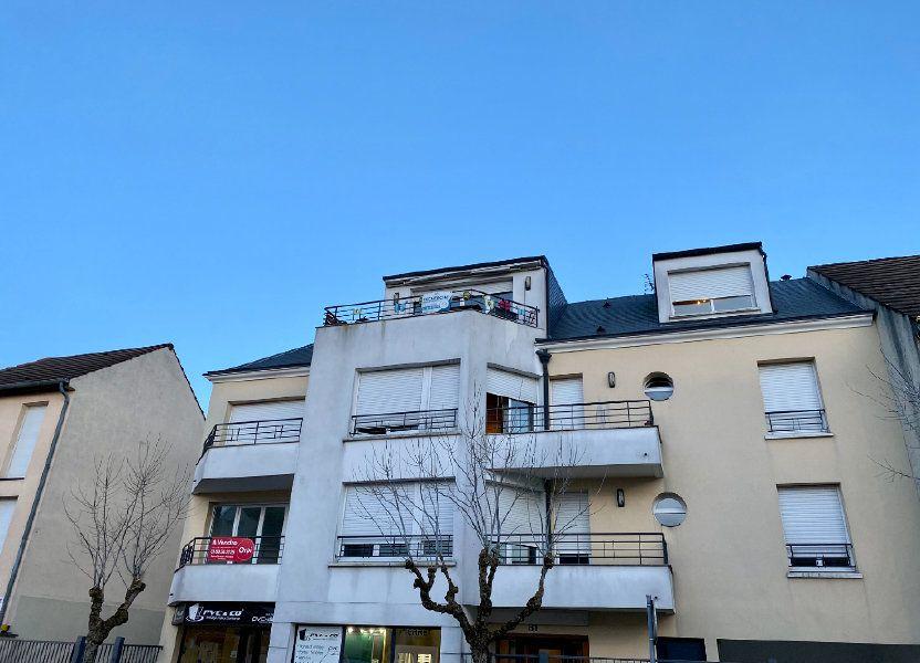 Appartement à vendre 68.47m2 à Pontault-Combault