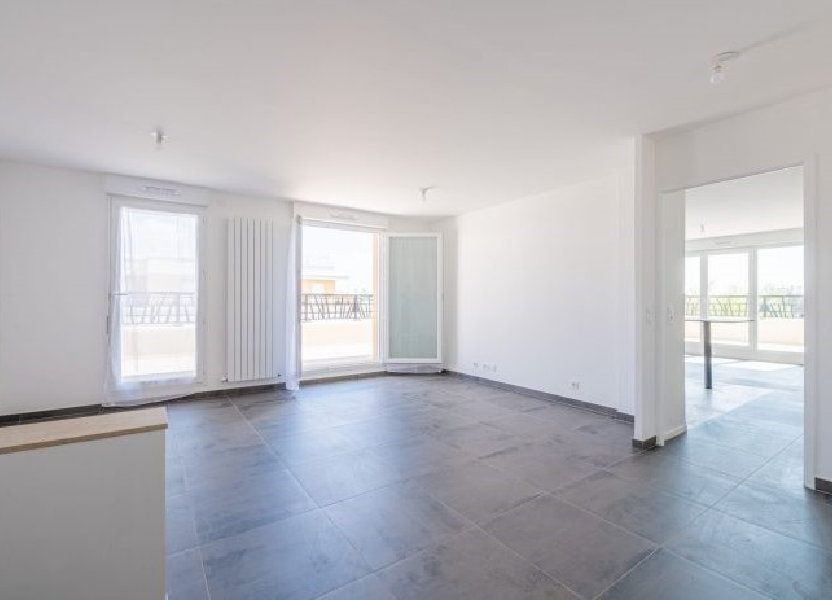 Appartement à louer 92.66m2 à Pontault-Combault