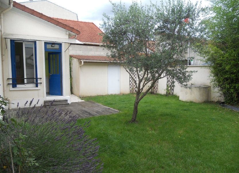 Maison à louer 49.21m2 à Saint-Maur-des-Fossés