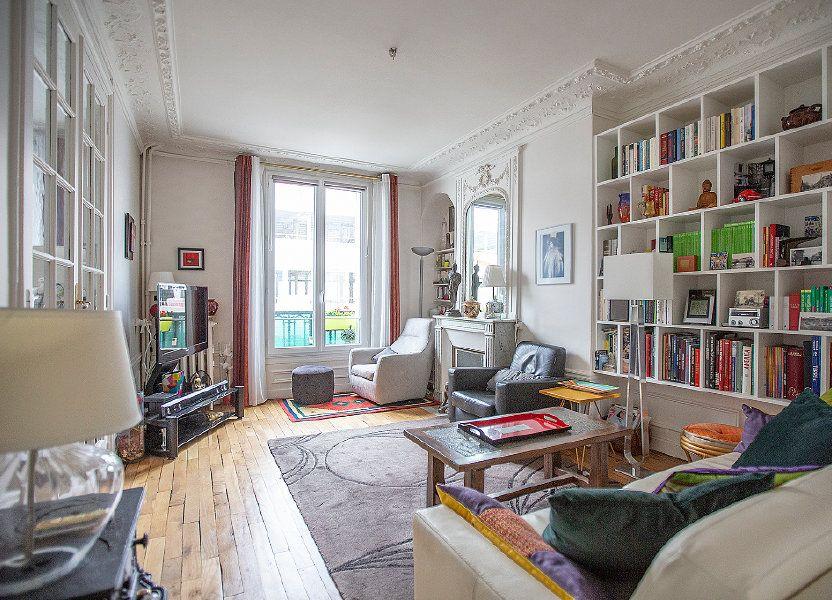 Appartement à vendre 67.68m2 à Paris 13