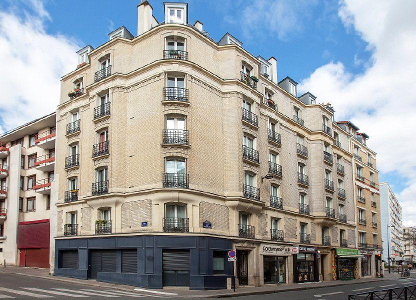Appartement à vendre 60.12m2 à Paris 13