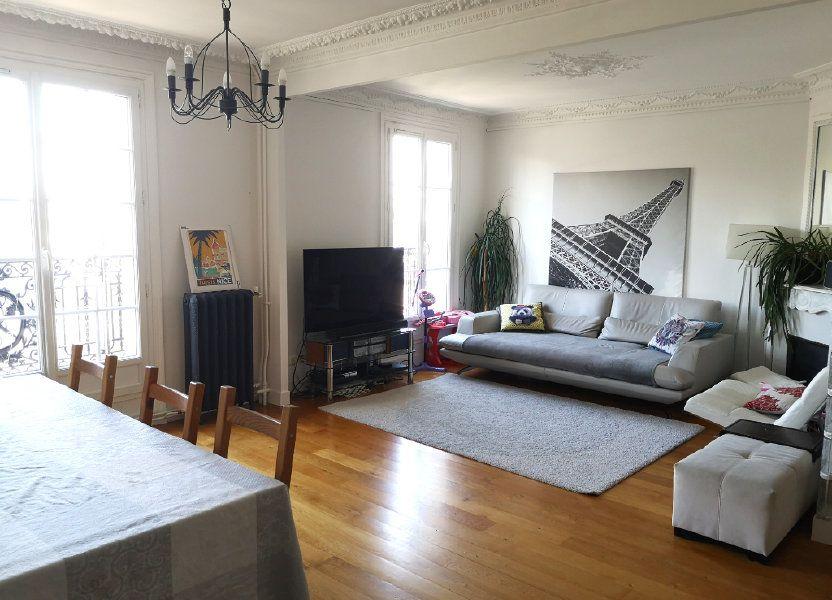 Appartement à louer 74.84m2 à Paris 13