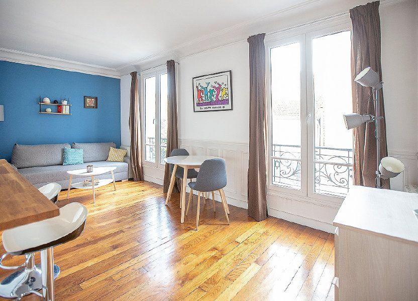 Appartement à louer 33.68m2 à Paris 13