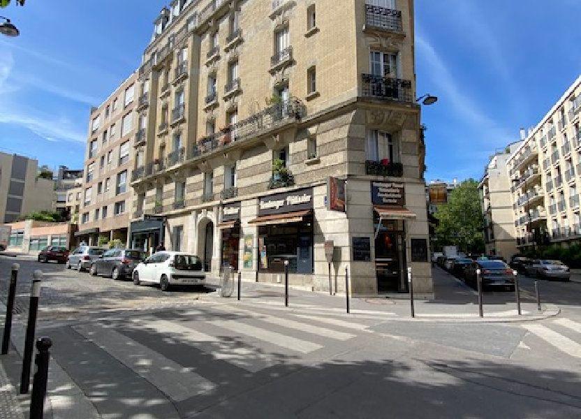 Appartement à louer 52.77m2 à Paris 13