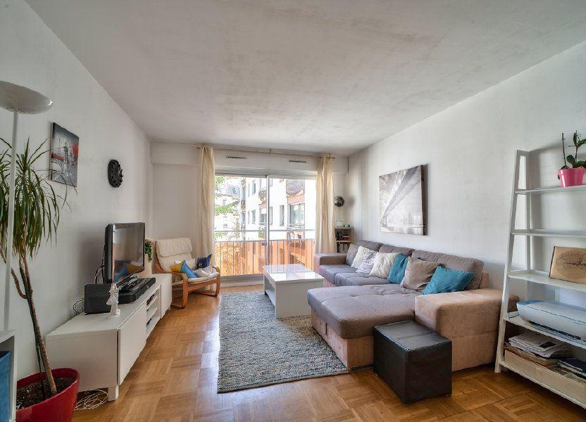 Appartement à vendre 49.5m2 à Paris 13