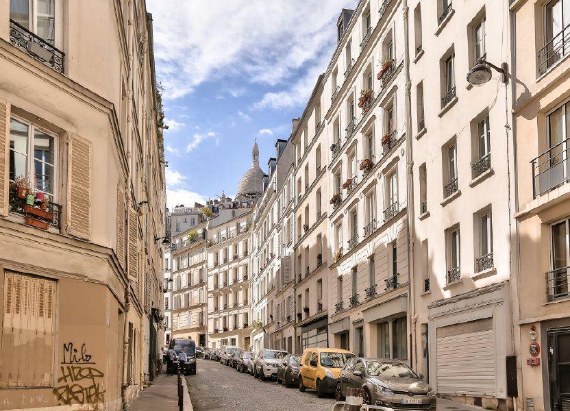 Appartement à vendre 20.55m2 à Paris 18