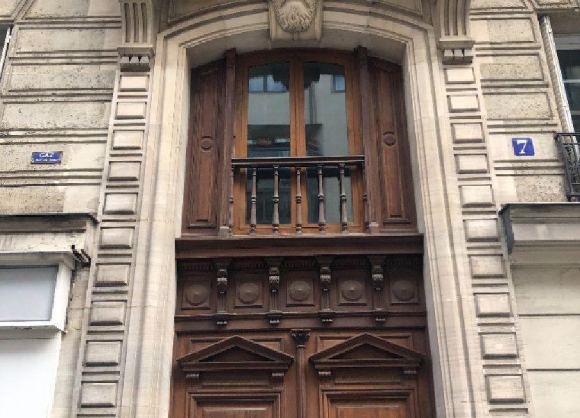 Appartement à louer 32m2 à Paris 13