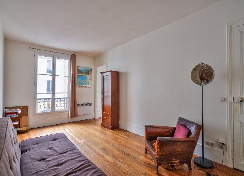 Appartement à vendre 38.19m2 à Paris 13