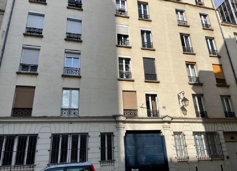 Appartement à vendre 34.07m2 à Paris 13