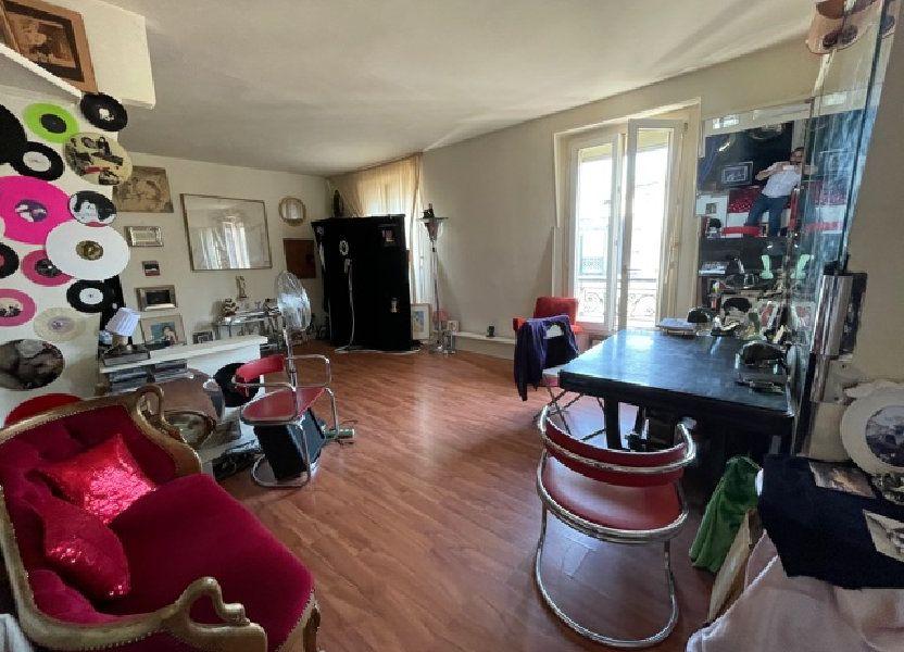 Appartement à vendre 38m2 à Paris 13
