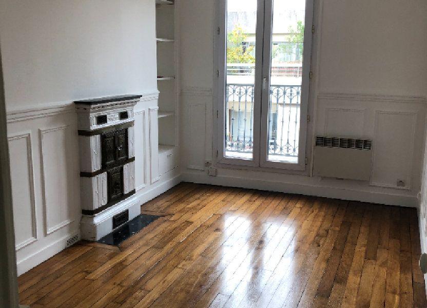 Appartement à louer 39.2m2 à Paris 13