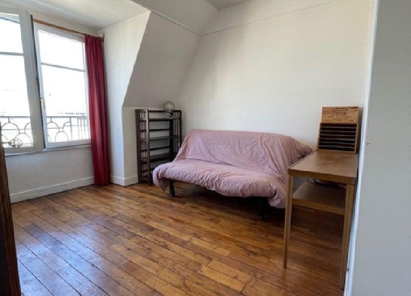 Appartement à louer 25m2 à Paris 5