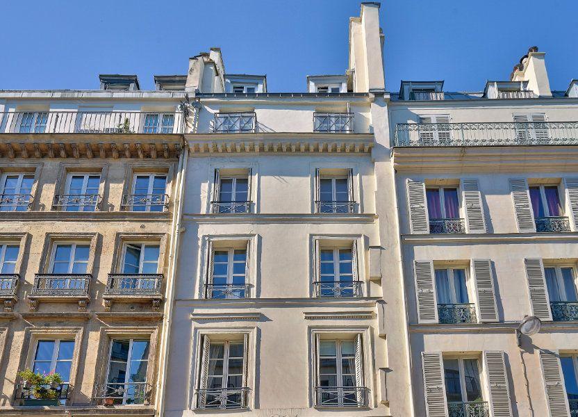 Appartement à vendre 20m2 à Paris 1