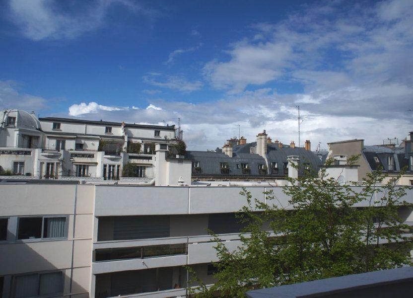 Appartement à louer 33m2 à Paris 6