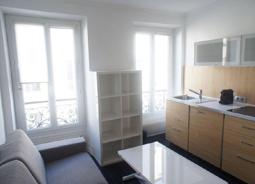 Appartement à louer 19.14m2 à Paris 7