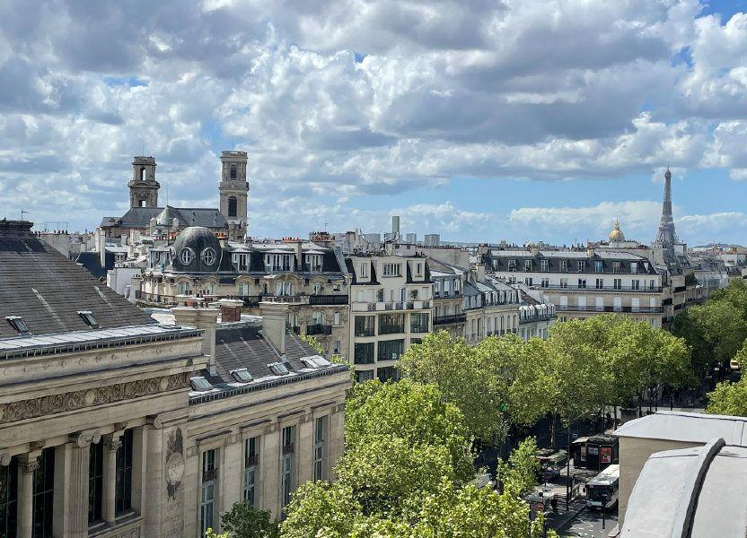 Appartement à vendre 8.53m2 à Paris 6