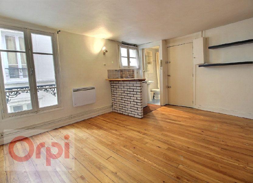 Appartement à vendre 19.16m2 à Paris 7
