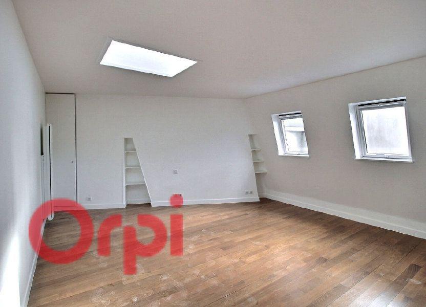 Appartement à louer 34.78m2 à Paris 6