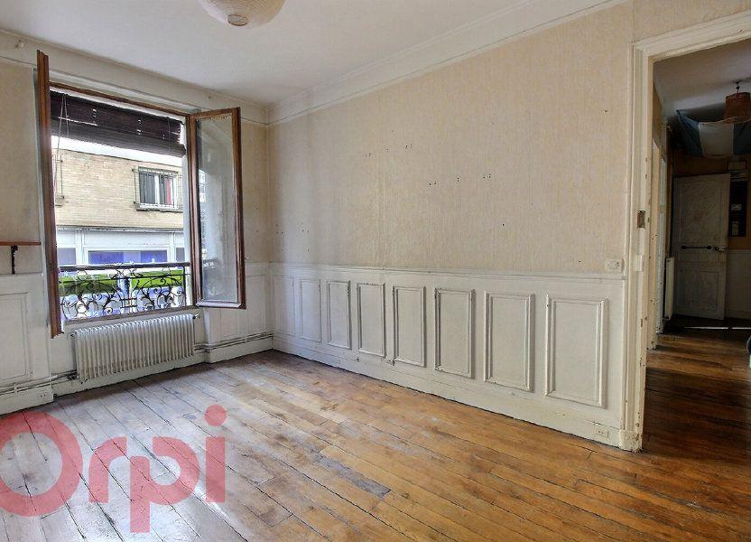 Appartement à vendre 50.16m2 à Paris 6