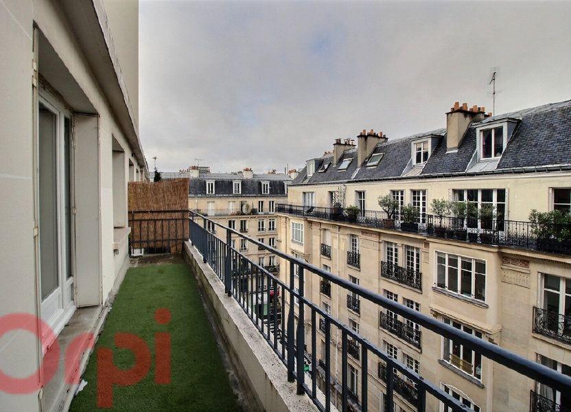 Appartement à louer 55m2 à Paris 6