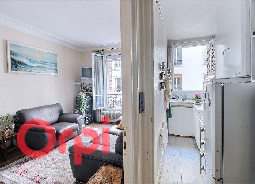 Appartement à vendre 49.18m2 à Paris 14