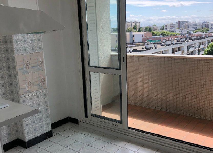 Appartement à louer 72.41m2 à Fresnes