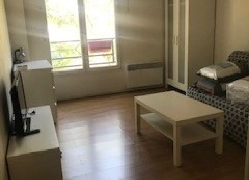 Appartement à louer 20.32m2 à Issy-les-Moulineaux